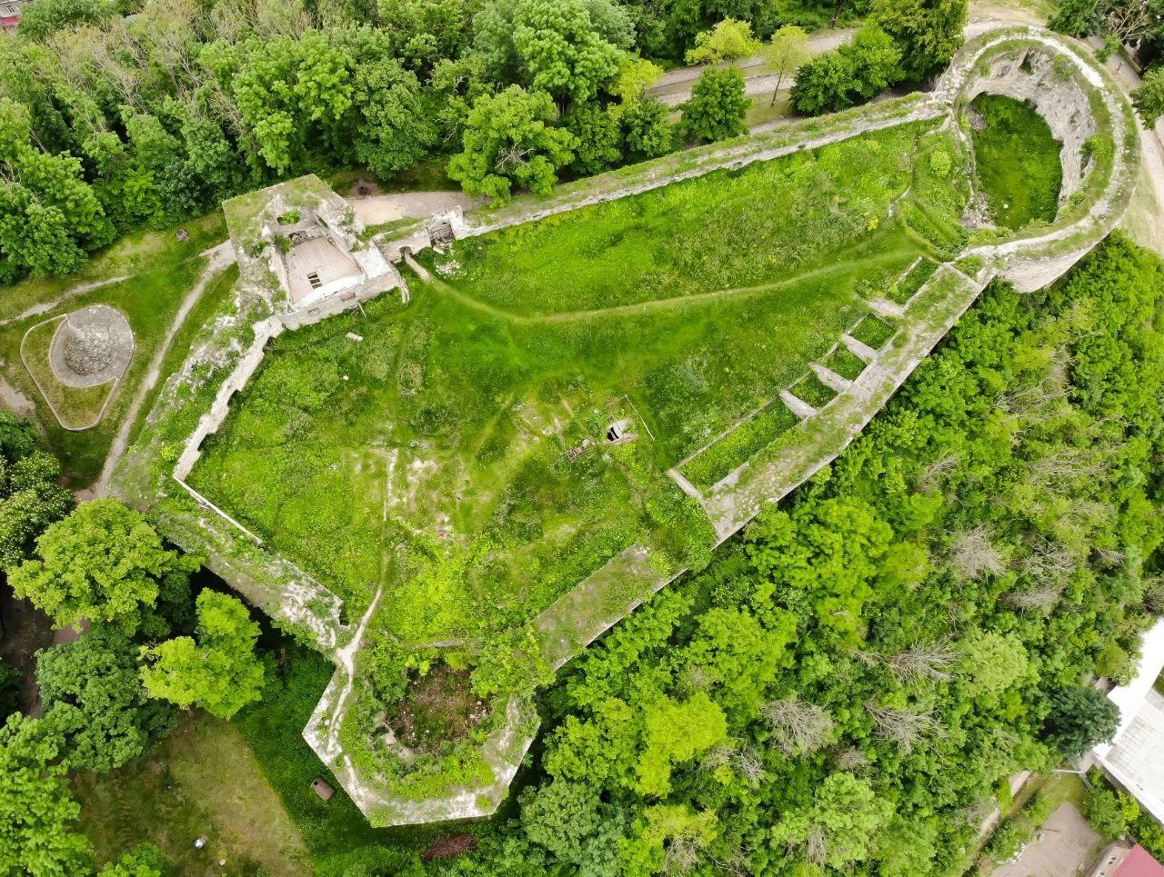 Історія Теребовлянського замку